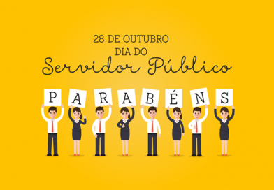 Dia do Servidor Público!